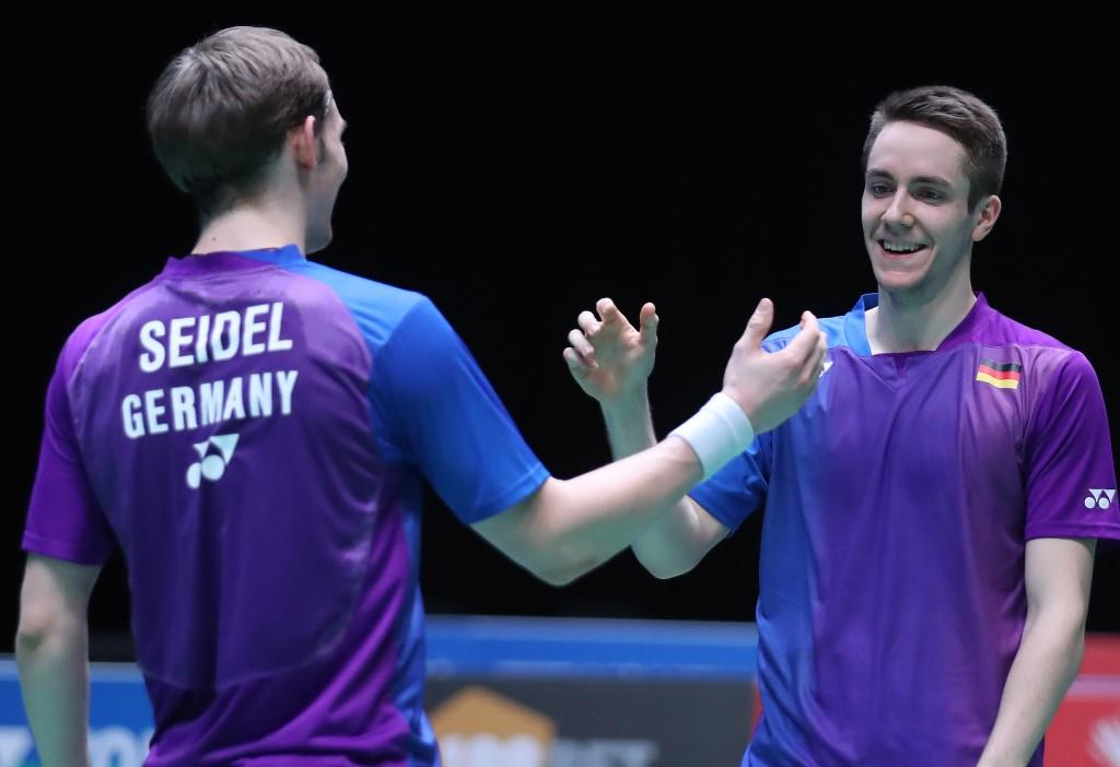 All England 2015 - Day 1 - Germany Men's Doubles
