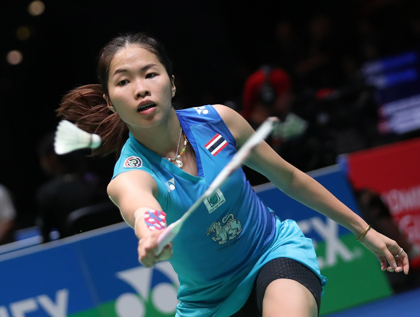 All England 2016 - Day 3 - Ratchanok Intanon of Thailand