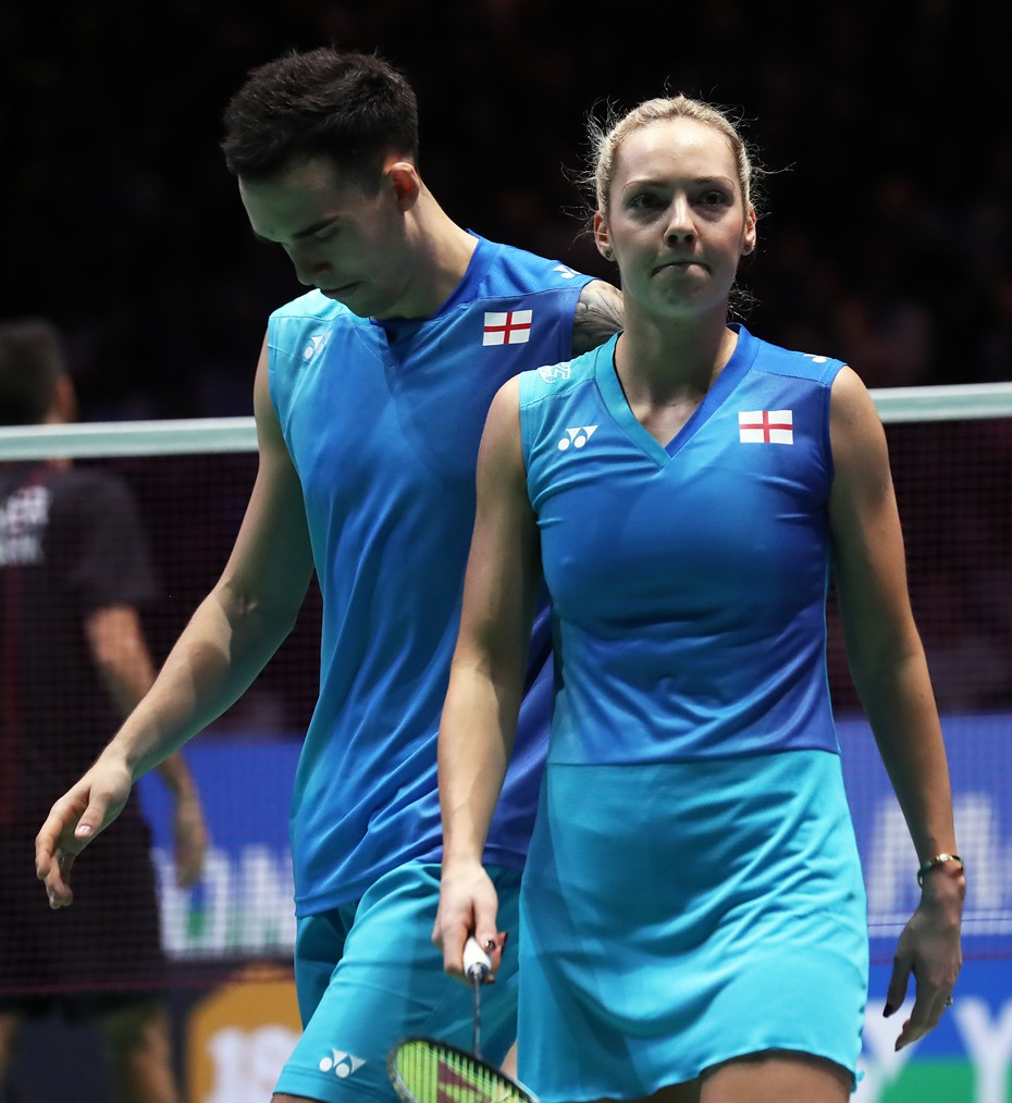 All England 2016 - Day 5 - Chris & Gabby Adcock of England