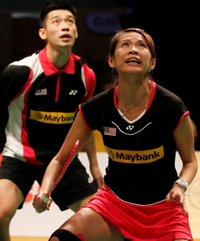 Chan Peng Soon & Goh Liu Ying of Malaysia