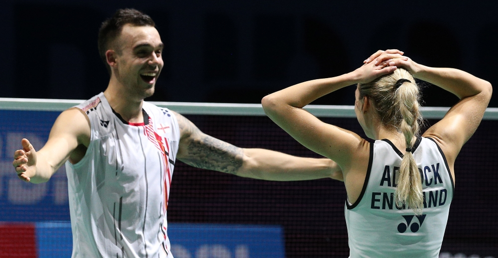 Finals_Chris Adcock & Gabrielle Adcock