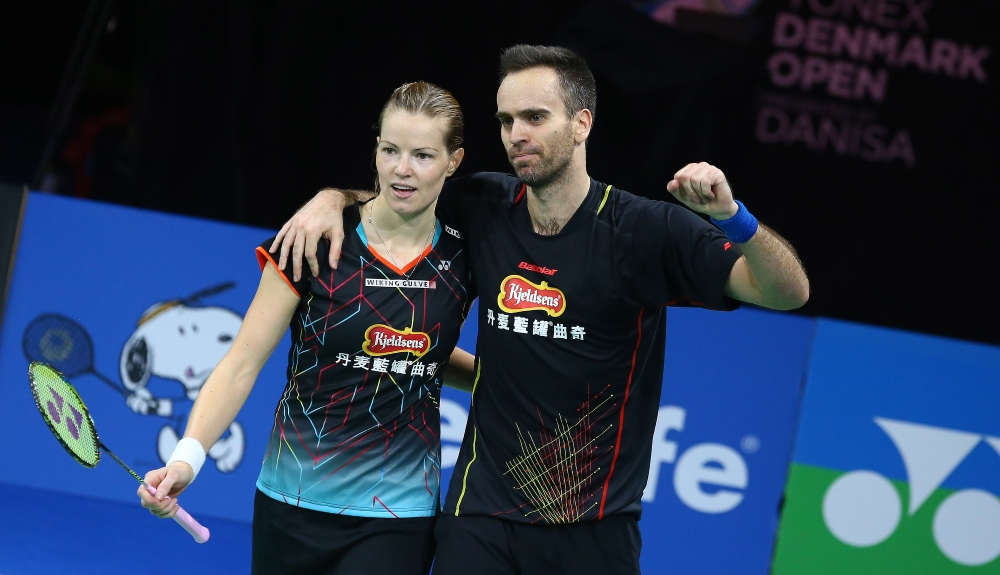 Joachim Fischer & Christinna Pedersen