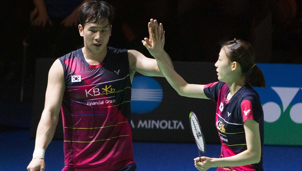 Ko Sung Hyun & Kim Ha Na_German Open