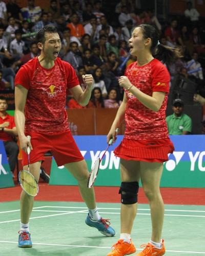 8_Lu Kai & Huang Yaqiong