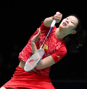China Masters 2016 - Li Xuerui of China