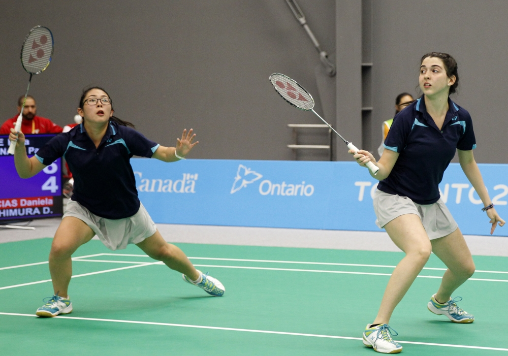 Daniela Macias Brandes & Danica Nishimura