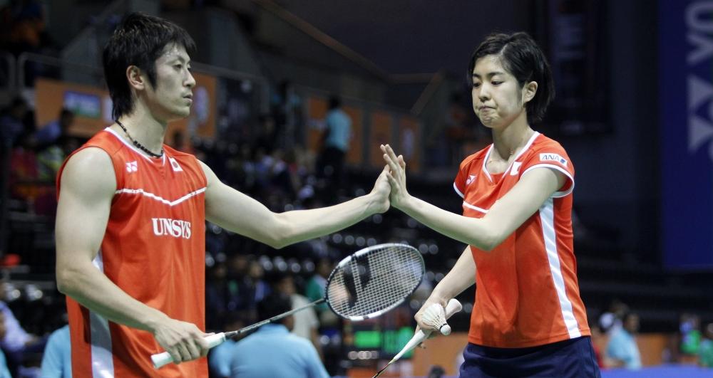 Kenta Kazuno & Ayane Kurihara