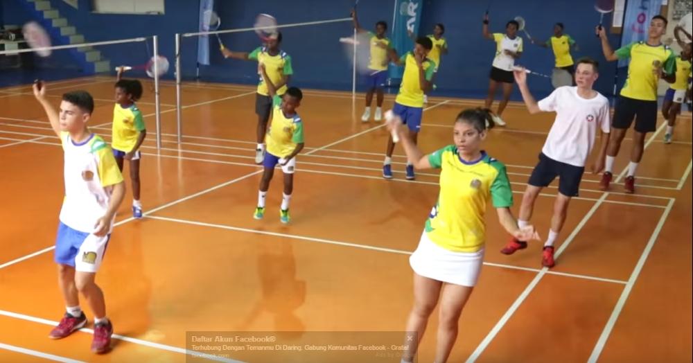 Samba-Badminton