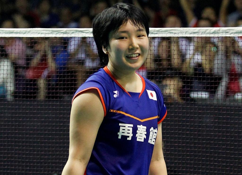 Singapore Open 2016 - Day 4 - Akane Yamaguchi of Japan
