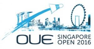 Singapore Open 2016 logo