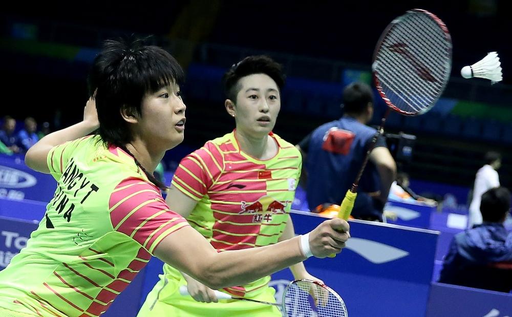 1day_Tang Yuanting & Yu Yang