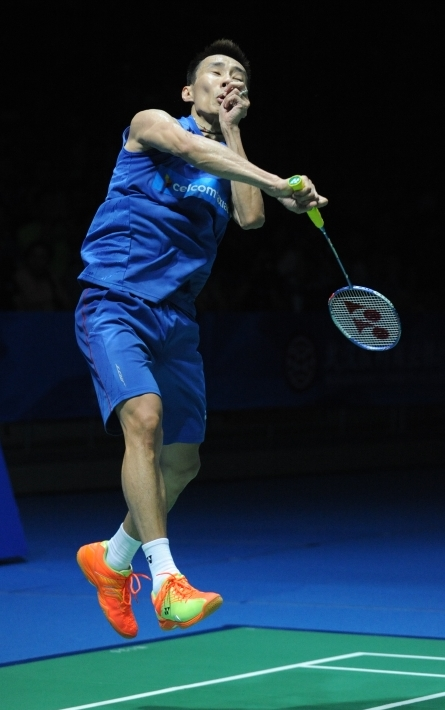 Asia Championships - Day 6 - Lee Chong Wei