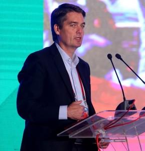 BWF President Poul-Erik Høyer