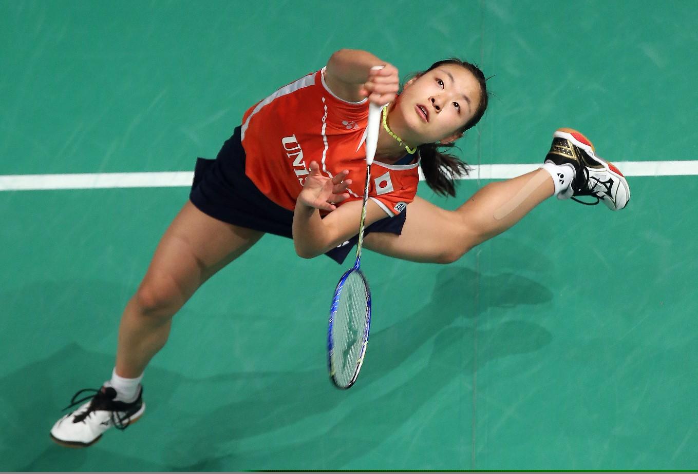Australian Open 2016 - Day 2 - Nozomi Okuhara of Japan