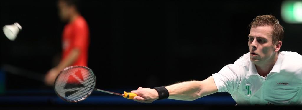 Australian Open 2016 - Day 3 - Hans-Kristian Vittinghus of Denmark