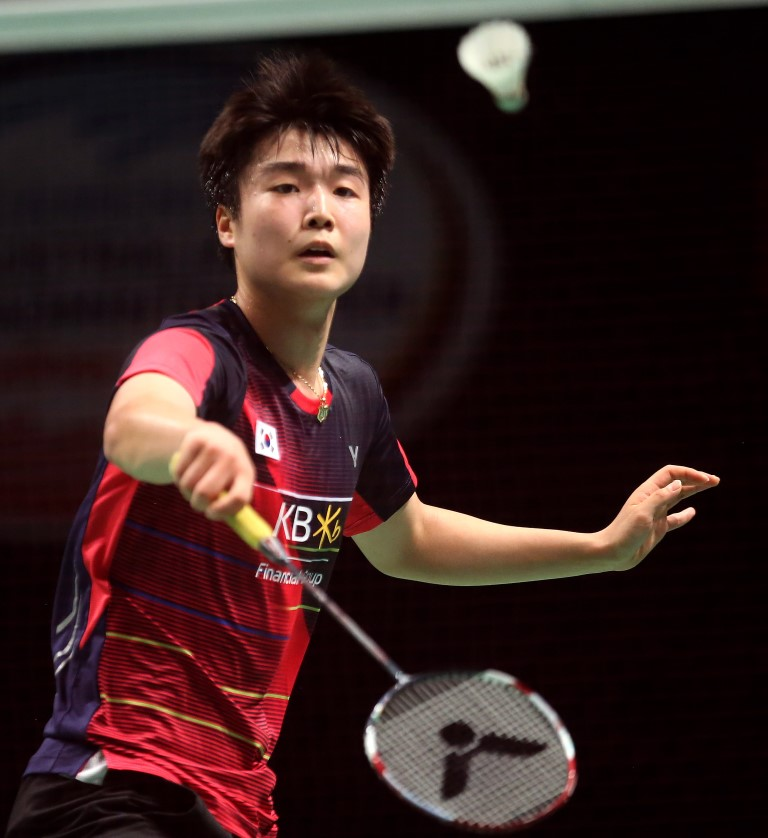 Australian Open 2016 - Day 4 - Jeon Hyeok Jin of Korea