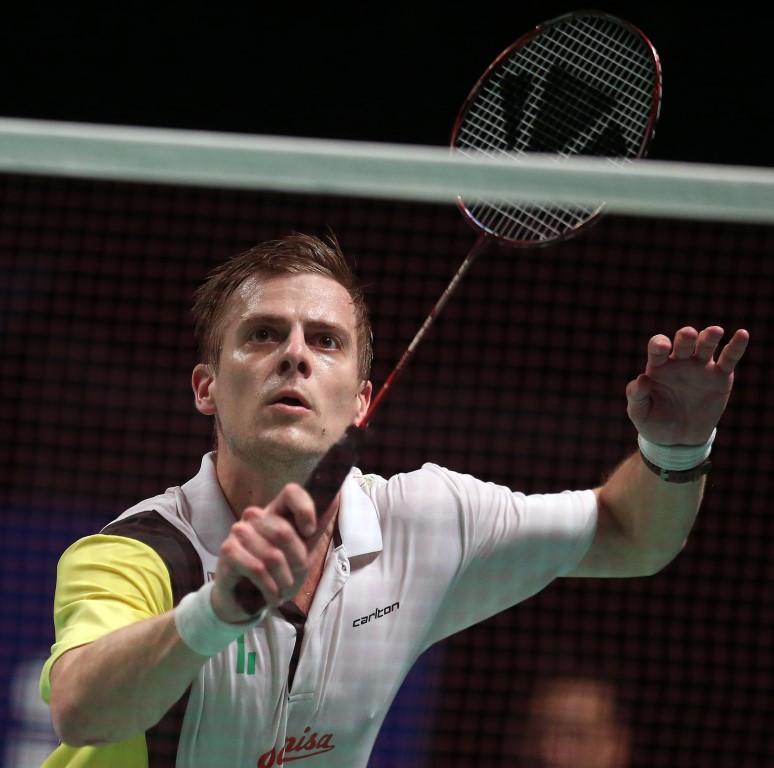 Australian Open 2016 - Day 6 - Hans-Kristian Vittinghus of Denmark