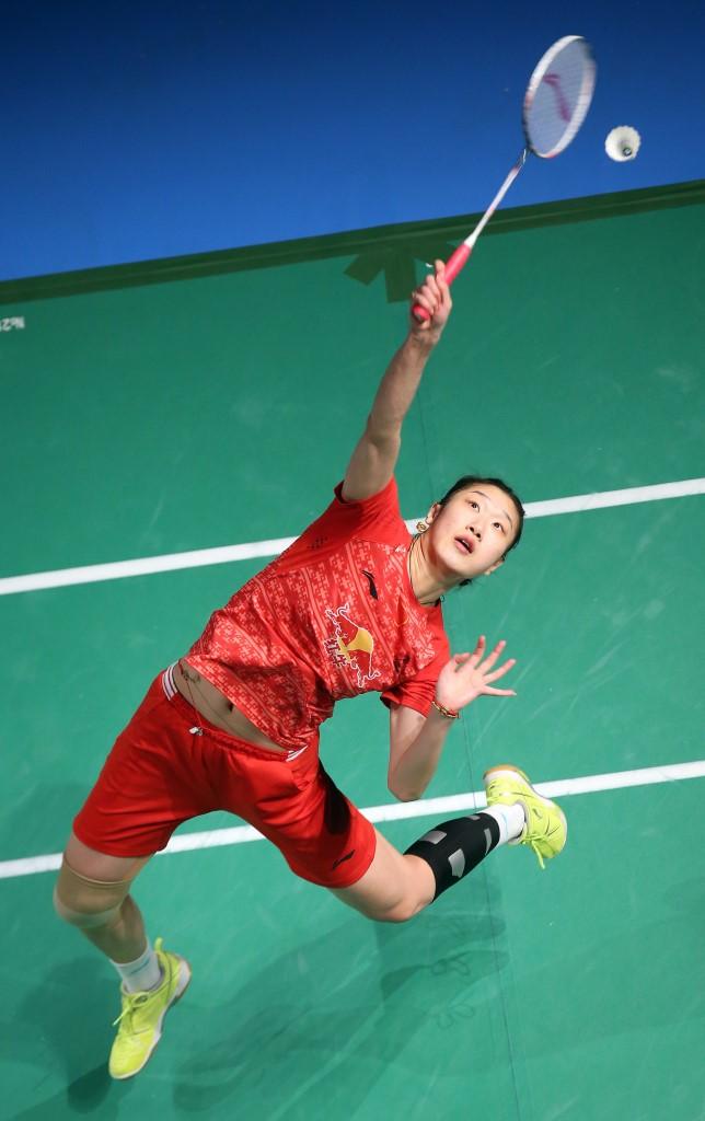 Australian Open 2016 - Day 6- Sun Yu of China