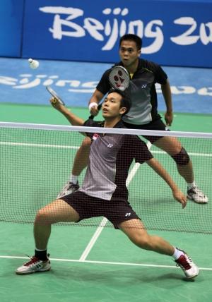 Beijing 2008_Markis Kido & Hendra Setiawan