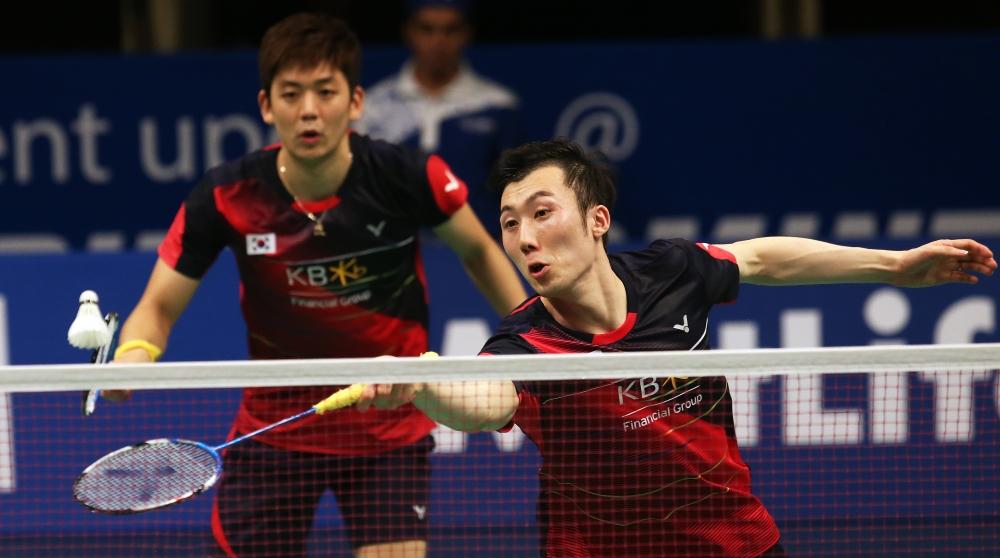 Finals_Lee Yong Dae & Yoo Yeon Seong