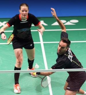 Joachim Fischer Nielsen & Christinna Pedersen-v