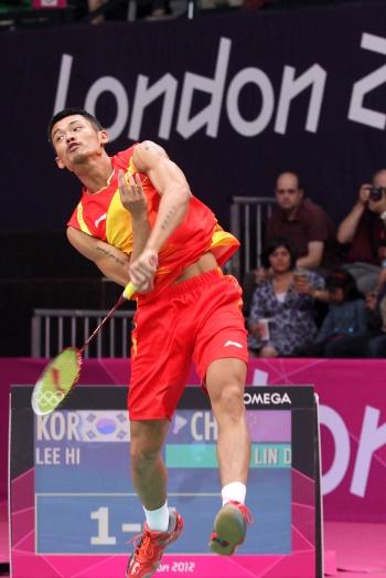 Lin Dan_Olympics