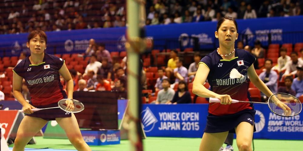 Koharu Yonemoto & Shiho Tanaka