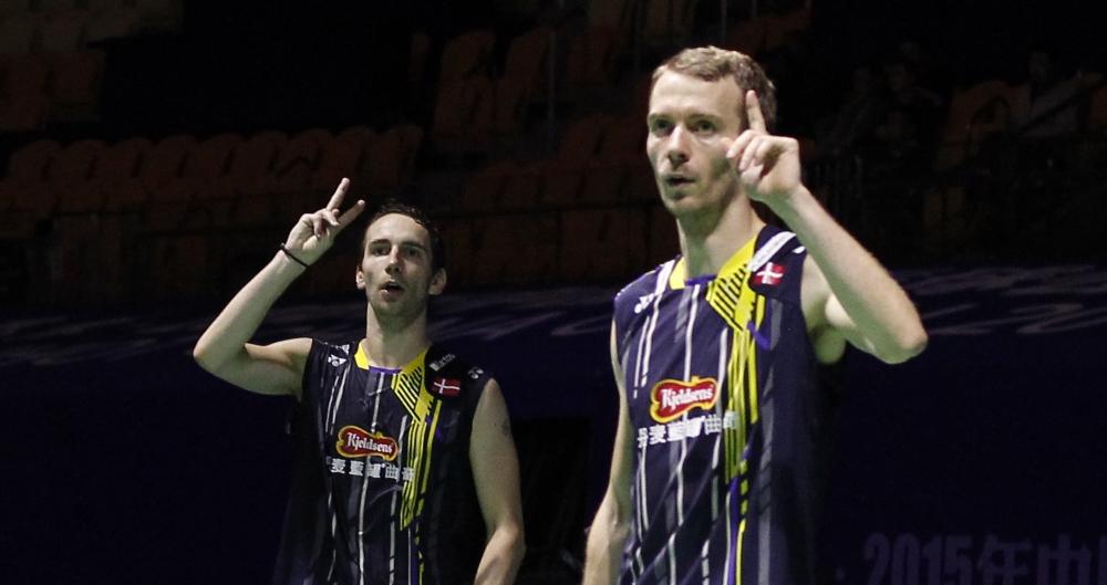 Mathias Boe & Carsten Mogensen2
