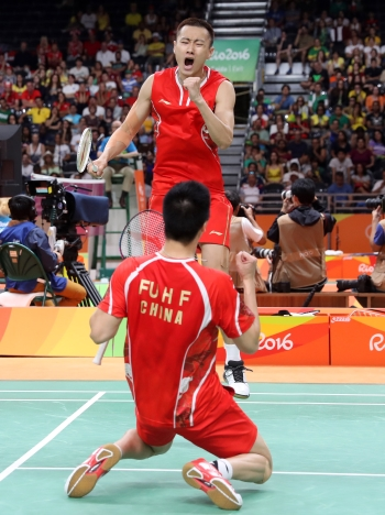 5day_Fu Haifeng & Zhang Nan