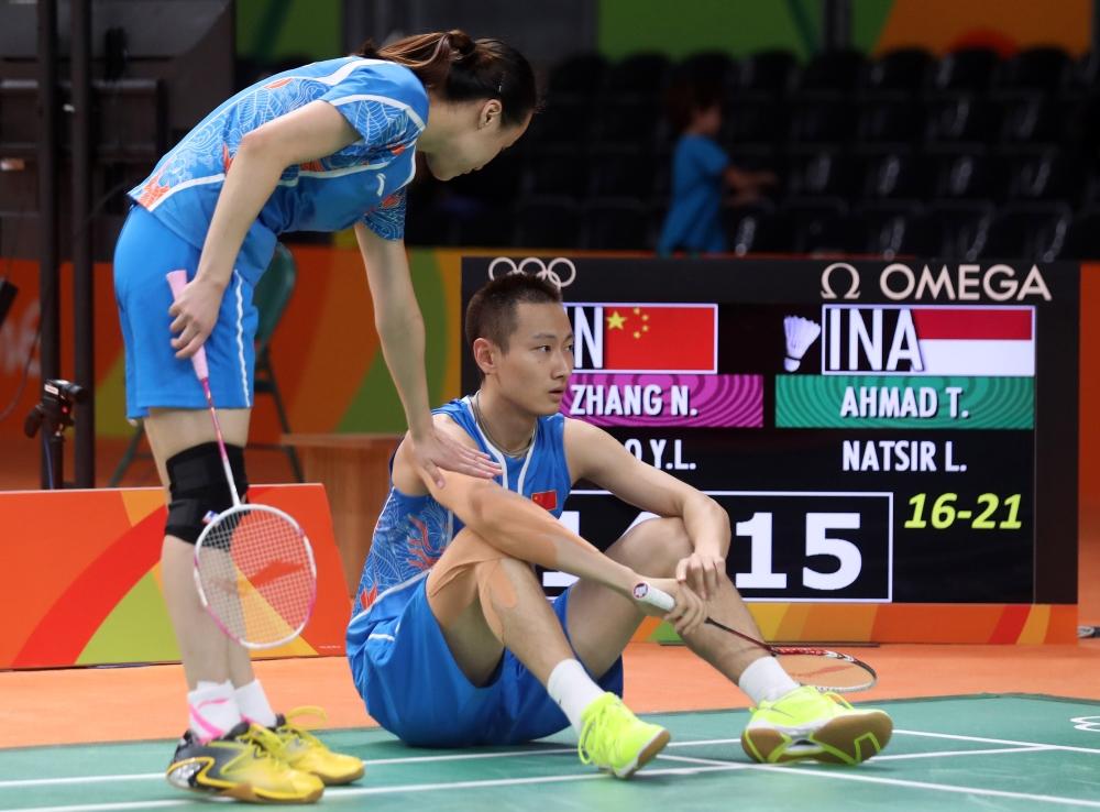 5day_Zhang Nan & Zhao Yunlei