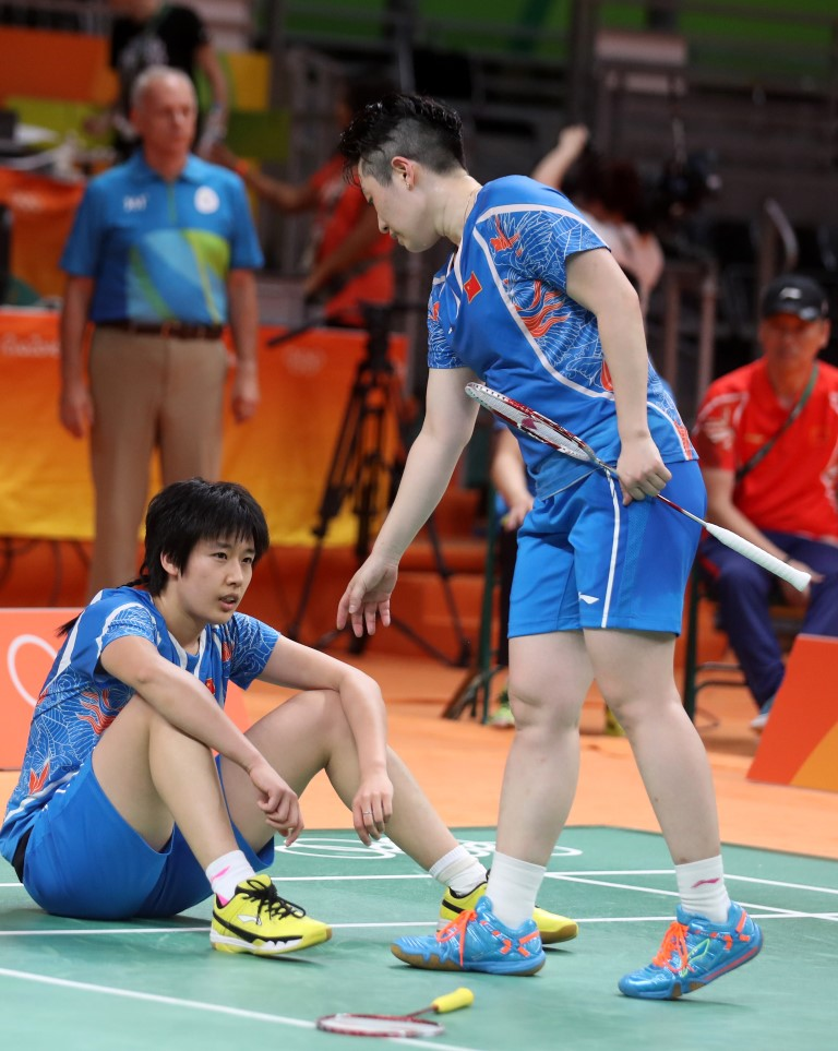 Day 6 - Tang Yuanting & Yu Yang - China