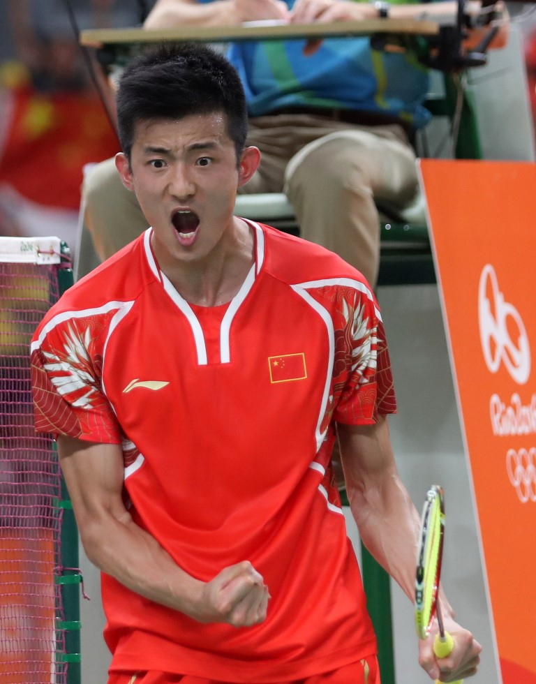 Day 7 - Chen Long - China