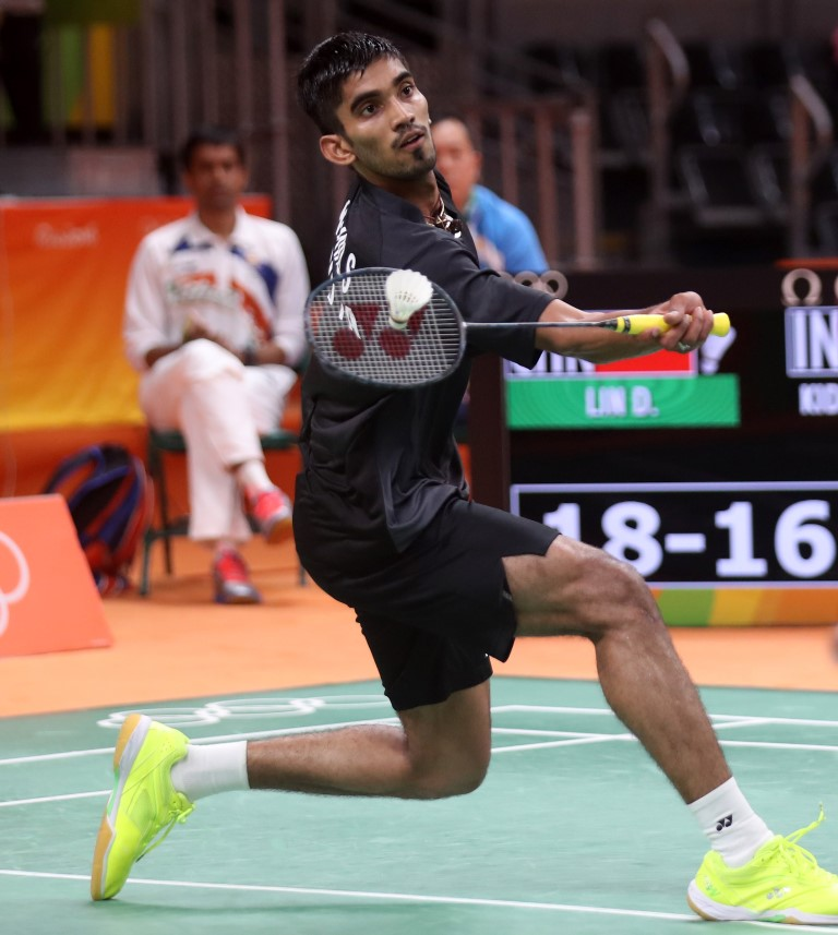 Day 7 - Kidambi Srikanth - India