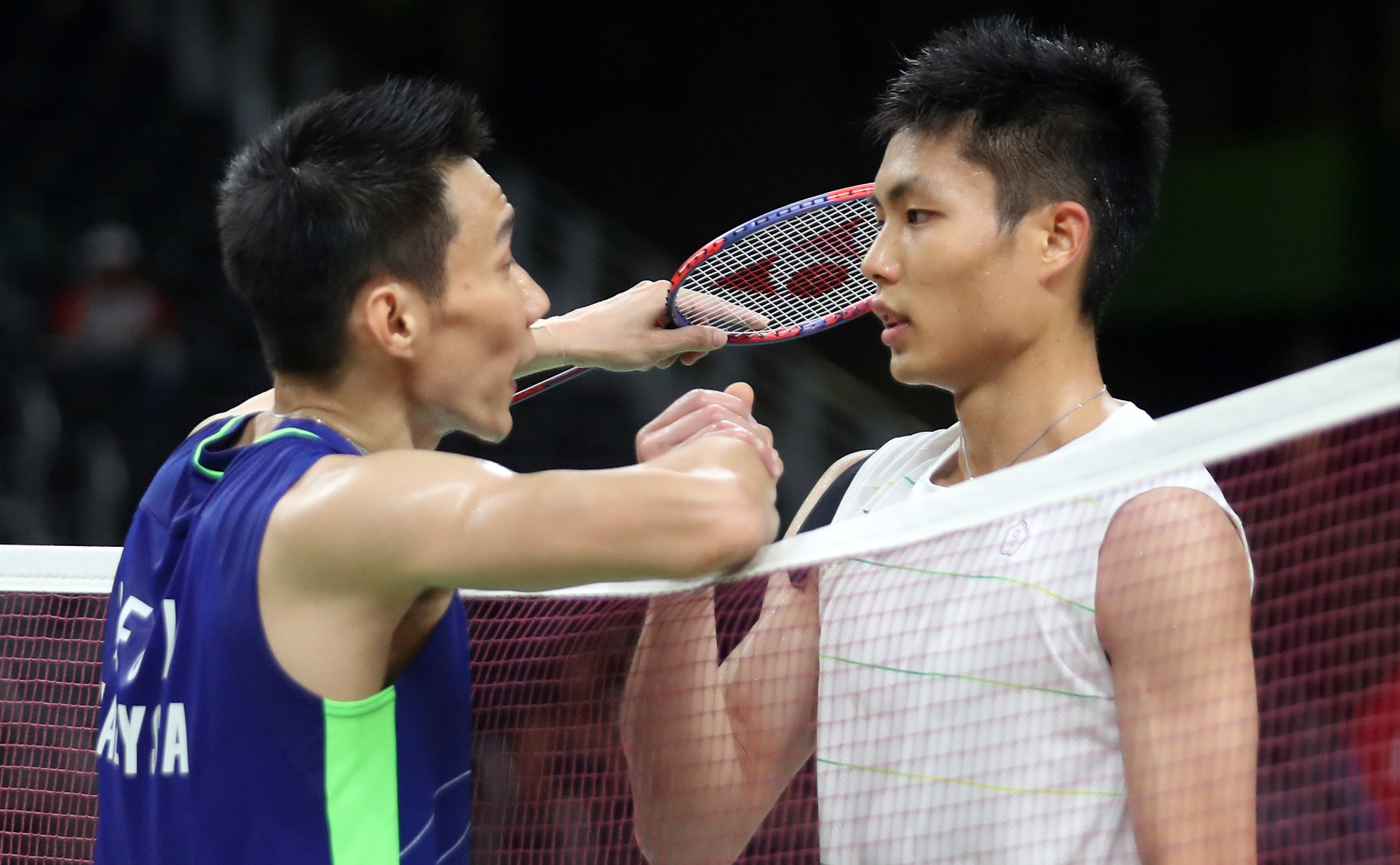 Day 7 - Lee Chong Wei & Chou Tien Chen