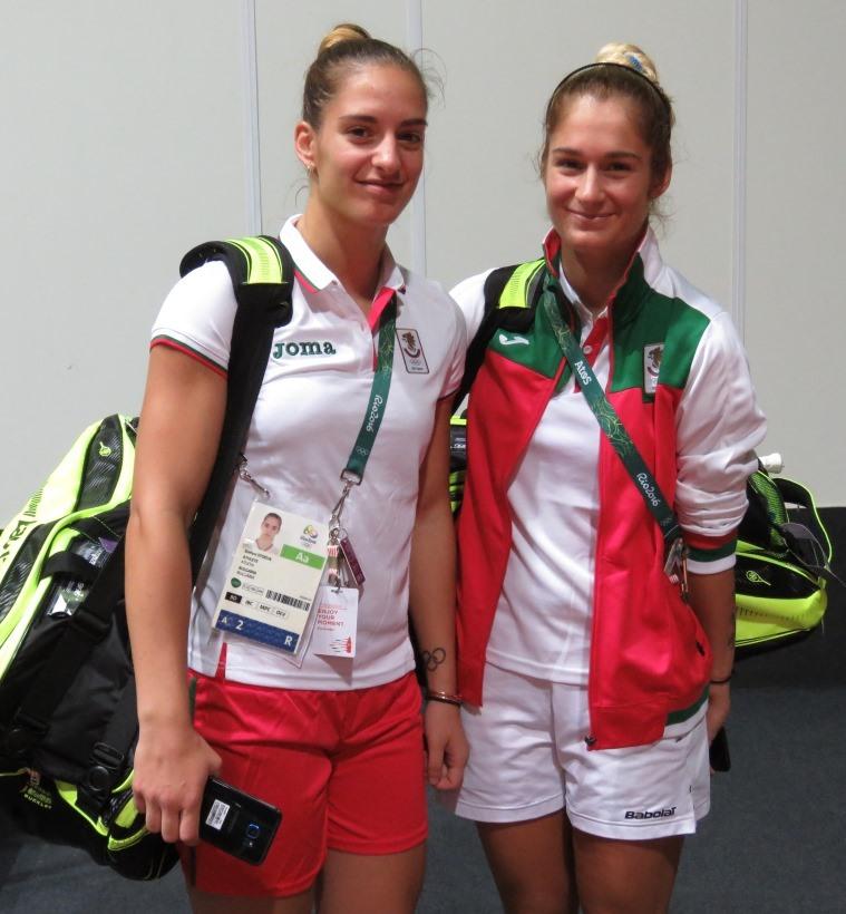 Gabriela & Stefani Stoeva - Bulgaria