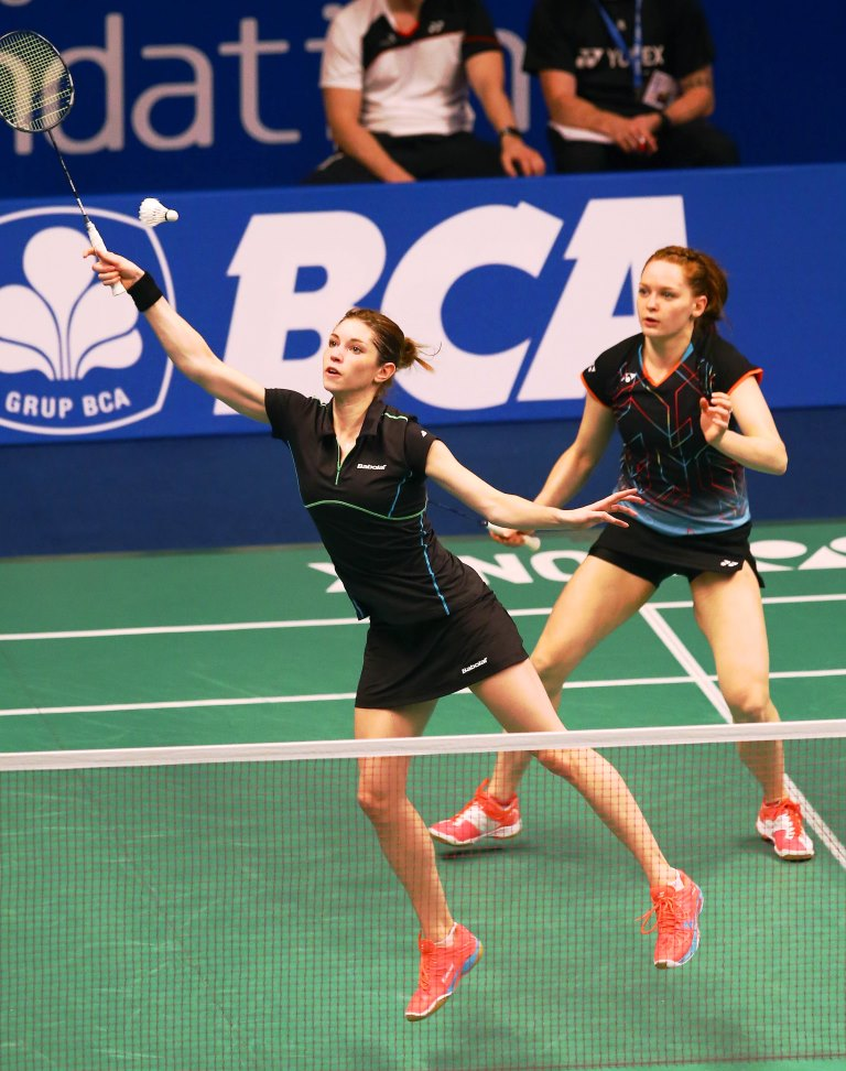 Heather Olver & Lauren Smith - Great Britain