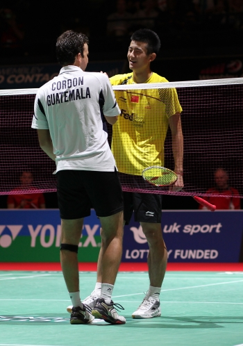Kevin Cordon & Chen Long