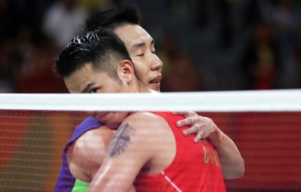 MS Semis_Lee Chong Wei & Lin Dan2