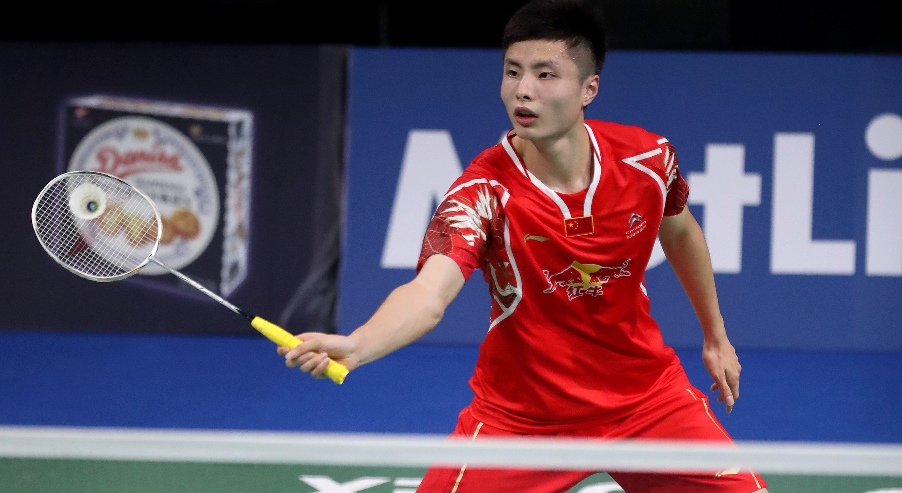 Shi Yuqi of China