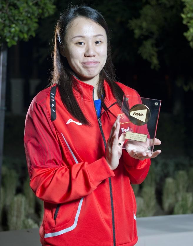 Zhao Yunlei - 2014