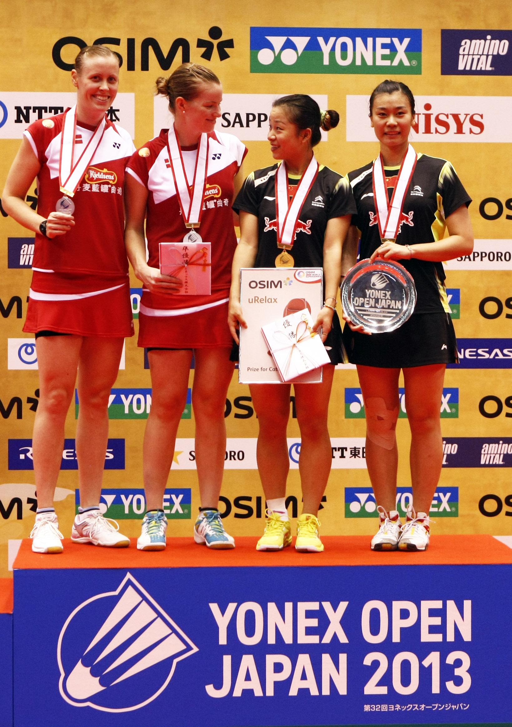 Japan Open 2013