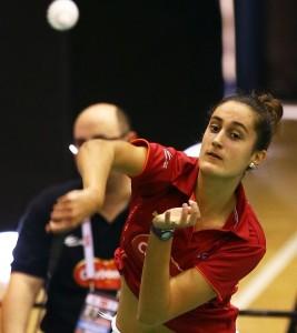 Clara Azurmendi of Spain