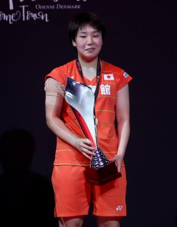 Akane Yamaguchi_Denmark Open 2016