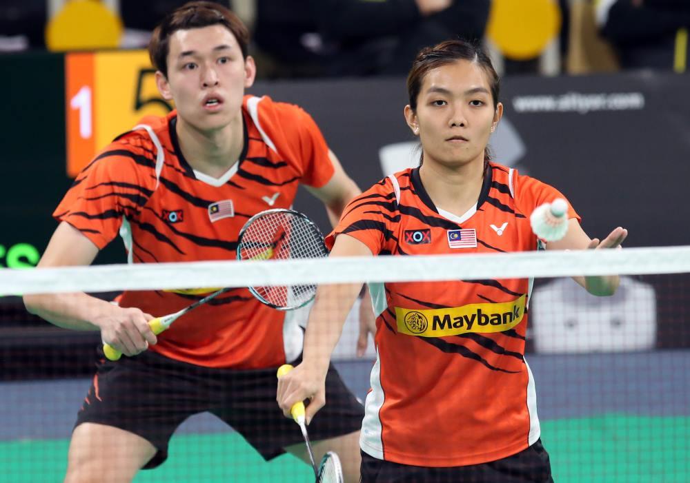 Tan Kian Meng & Lai Pei Jing