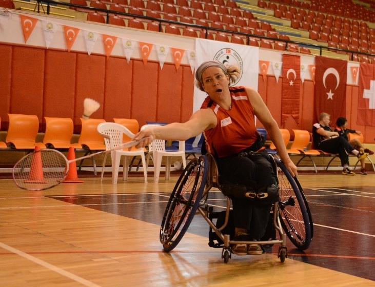 Female Para-Badminton Player of the Year - Karin Suter-Erath of Switzerland