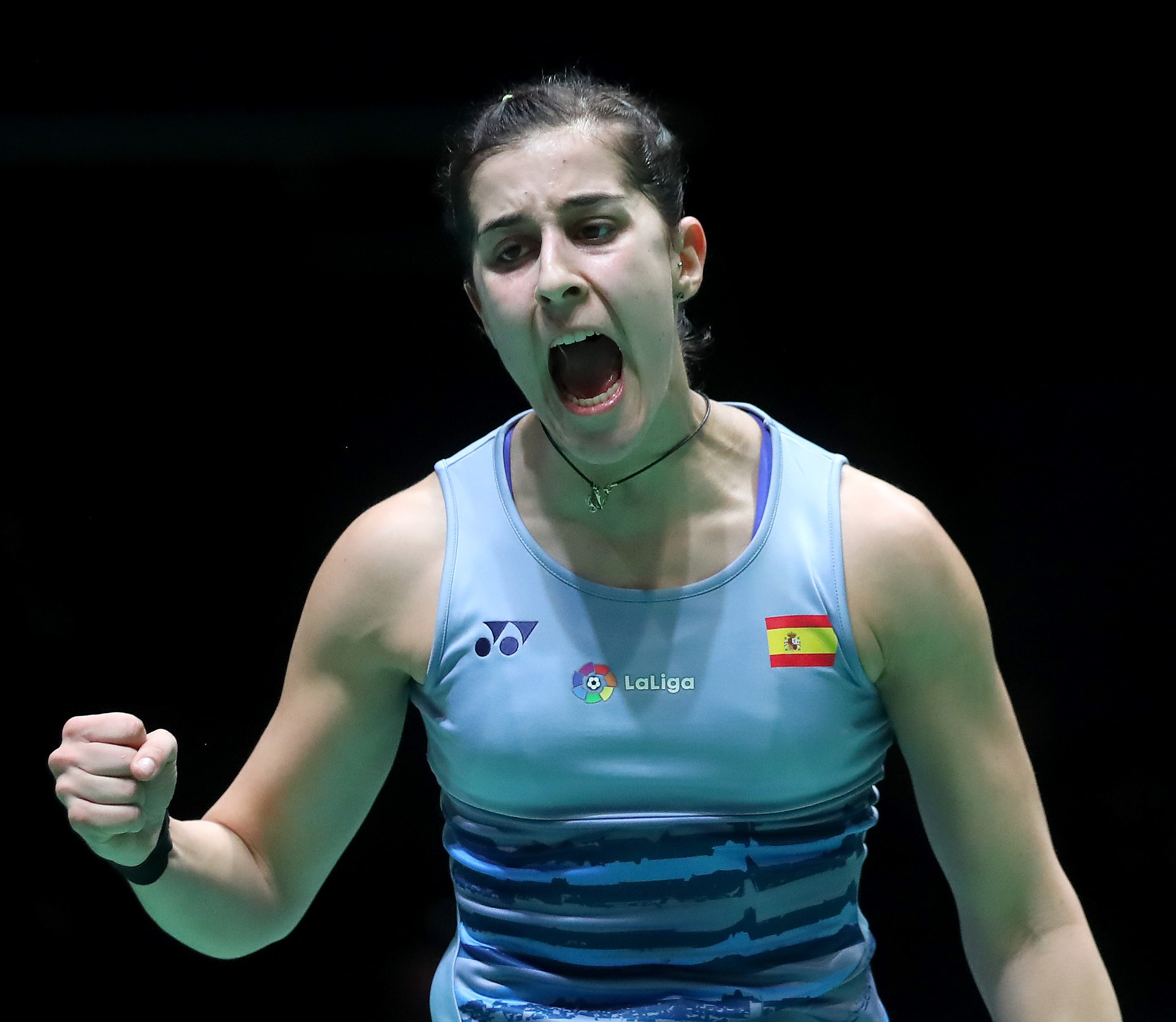 All England 2017 - Day 2 - Carolina Marin - Spain