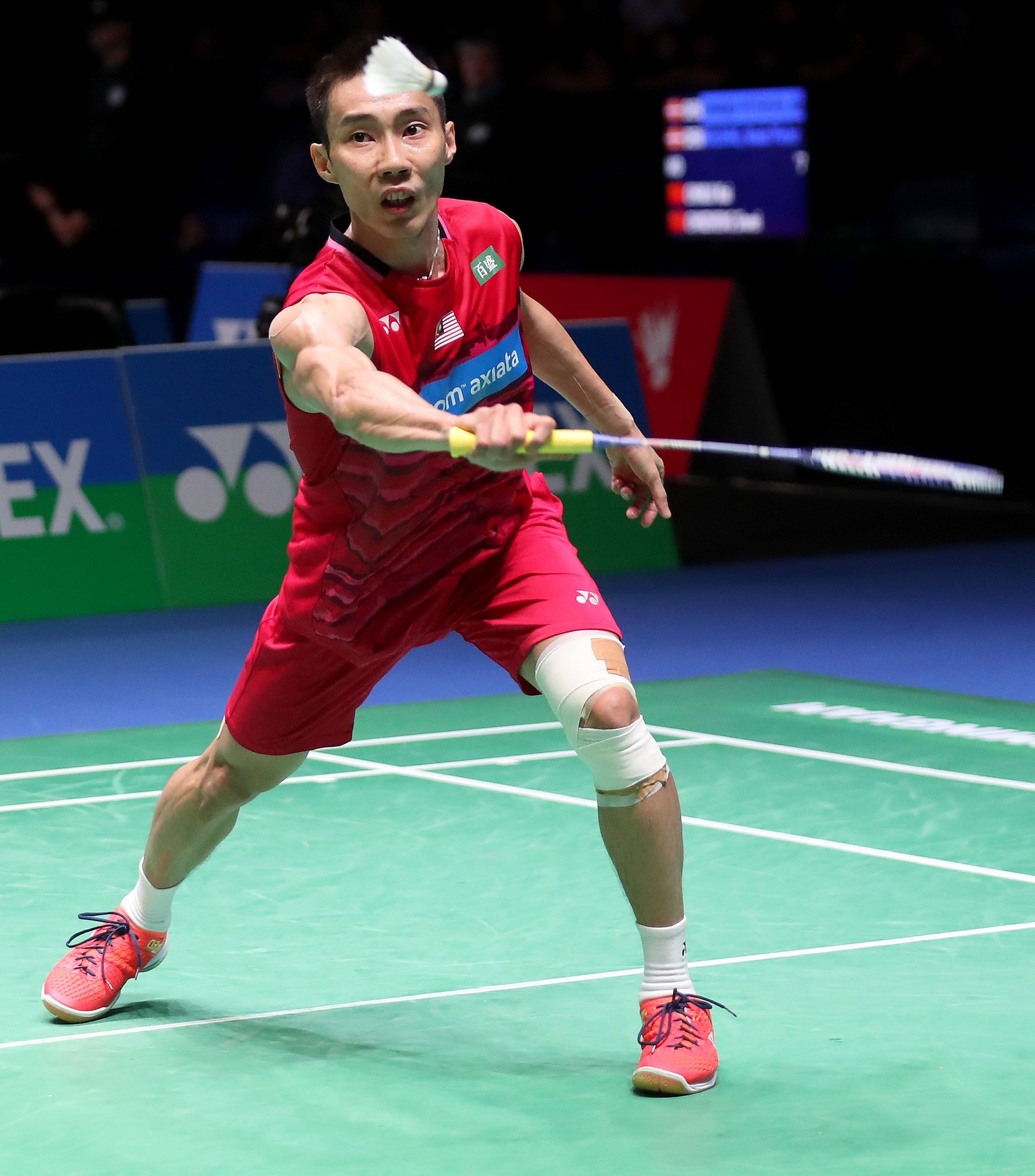 All England 2017 - Day 4 - Lee Chong Wei - Malaysia