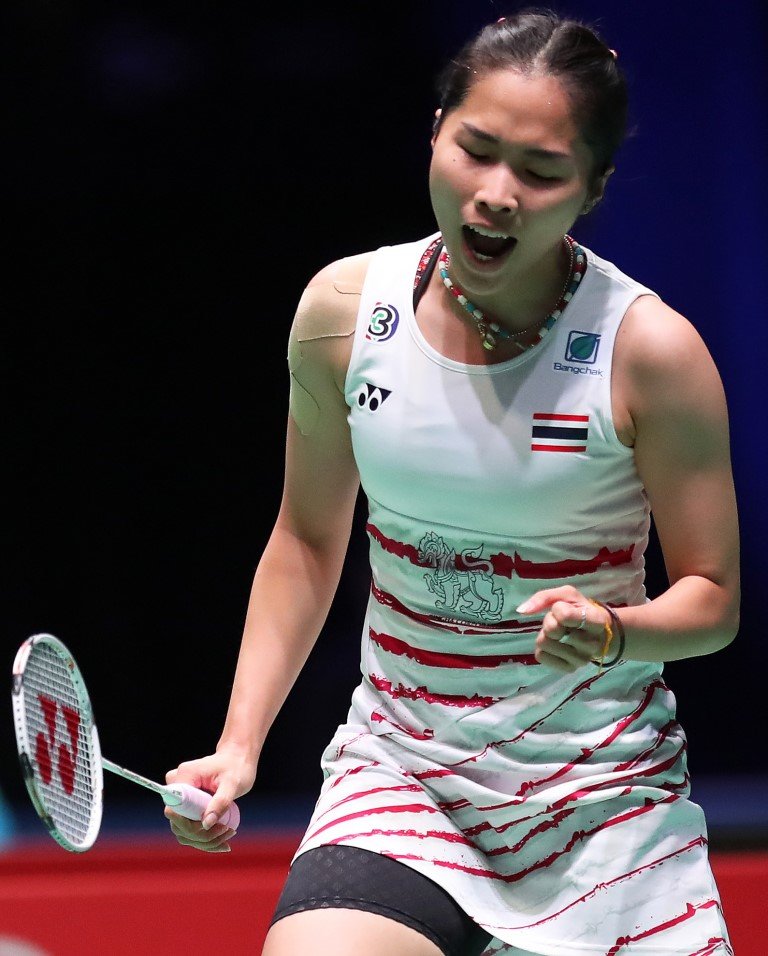 All England 2017 - Day 4 - Ratchanok Intanon - Thailand